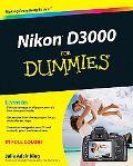 Nikon D3000 For Dummies (For Dummies (Computer/Tech))