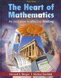 The Heart of Mathematics: An Invitation to Effective Thinking 3rd Edition with Manipulatives...