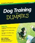 Dog Training For Dummies (For Dummies (Pets))