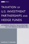 Taxation of US Investment Partnerships and Hedge Funds: Accounting Policies, Tax Allocations...