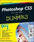 Photoshop CS5 : All-in-One For Dummies
