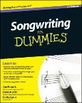 Songwriting For Dummies (For Dummies (Sports & Hobbies))