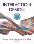 INTERACTION DESIGN: BEYOND HUMAN-COMPUTER INTERACTION - 3 ED.