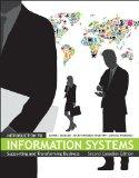 Introduction to Information Systems: Supporting and Transforming Business Second Canadian Ed...