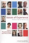 Voices of Experience : Narratives of Mental Health Survivors
