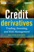 Credit Derivatives: Trading, Investing,and Risk Management (The Wiley Finance Series)