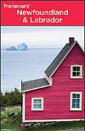 Frommer's Newfoundland & Labrador (Frommer's Newfoundland and Labrador)