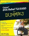 Canon EOS Rebel T2i/550D For Dummies (For Dummies (Computer/Tech))