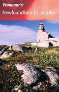 Frommer's Newfoundland and Labrador
