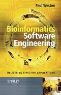 Bioinformatics Software Engineering Delivering Effective Applications