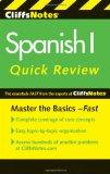 CliffsNotes Spanish I QuickReview (Cliffs Quick Review)