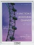 Functions Modeling Change (Custom)