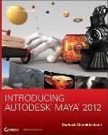 Introducing Autodesk Maya 2012