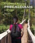 Precalculus: With Limits