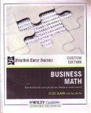 Stanford Career Institute Business Math Essential Math Concepts for Any Business Environment...