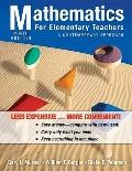 Mathematics for Elementary Teachers : A Contemporary Approach, Ninth Edition Binder Ready Ve...