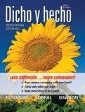 Dicho y hecho: Beginning Spanish, Ninth Edition w/ accompanying Audio Binder Ready Version (...