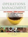 Operations Management : Creating Value along the Supply Chain, 7E Binder Ready Version