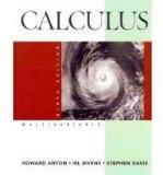 Calculus Multivariable, Textbook and Student Solutions Manual