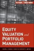 Equity Valuation and Portfolio Management (Frank J. Fabozzi Series)