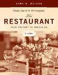 Restaurant : From Concept to Operation