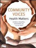 Community Voices: Health Matters