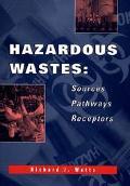 Hazardous Wastes Sources, Pathways, Receptors