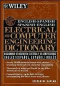 English-spanish, Spanish-english Electrical And Computer Engineering Dictionary / Diccionari...