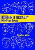 Disorders of Personality Dsm-IV and Beyond