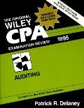 Wiley CPA Examination Review, 1995: Auditing
