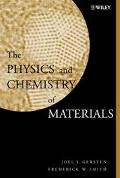 Physics and Chemistry of Materials