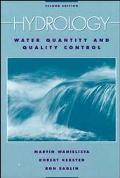 Hydrology Water Quantity and Quality Control