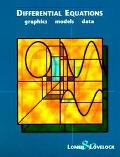 Differential Equations Graphics, Models, and Data