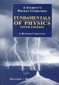 Fund.of Physics-stud.pocket Companion