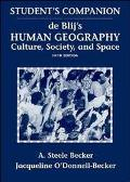 Human Geography-stud.comp.