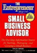 Entrepreneur Magazine Small Bus.advisor