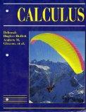 Calculus, First Edition Perforated