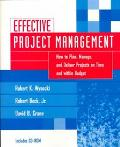 Effective Project Management-w/cd