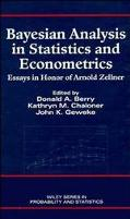Bayesian Analysis in Statistics and Econometrics Essays in Honor of Arnold Zellner