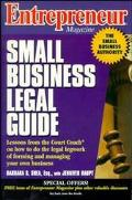 Entrepreneur Magazine Small Business Legal Guide