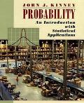 Probability An Introduction With Statistical Applications