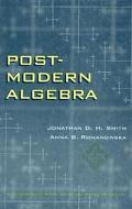 Post-Modern Algebra