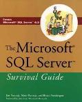 The Microsoft SQL Server Survival Guide - Jim Panttaja - Paperback