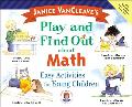 Janice Vancleave's Play and Find Out About Math Easy Experiments for Young Children