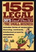 155 Legal Do's (And Dont'S) for the Small Business
