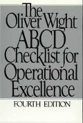 Oliver Wight Abcd Checklist for Operational Excellence