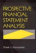 Prospective Financial Statement Analysis