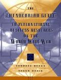 Thunderbird Guide to International Business Resources on the World Wide Web