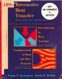 Iht : Interactive Heat Transfer: To Accompany Introduction to Heat Transfer/Fundamentals of ...