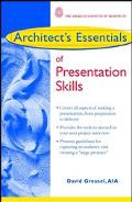 Architect's Essentials of Presentation Skills